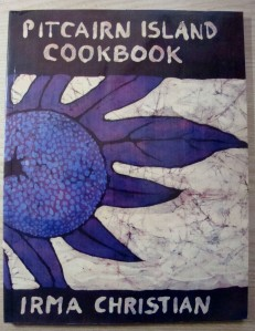 Pitcairn Island Cookbook by Irma Christian