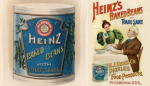 Early Heinz Baked Bean Can