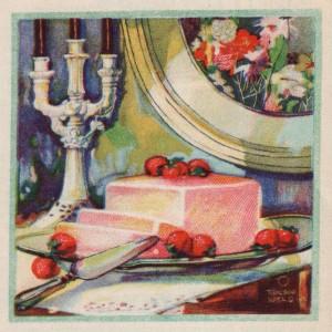 """""""Jell-O Ice Cream Powder"""", circa 1925, The Jell-O Company, Inc."""