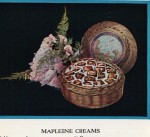"""""""Mapleine Creams"""", from """"Mapleine Cookery"""", circa 1920 - 1930, Crescent Manufacturing Company"""
