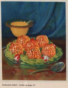 """Perfection Salad"", 1929, Charles B. Knox Gelatin Co."