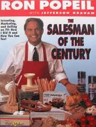 Ron Popeil, 'Salesman of the Century' on late-night infomercials.
