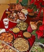 Donna's Christmas Dinner, 2010