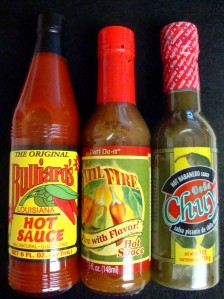 More hot sauces in my pantry