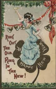 1913 New Years Card