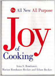 "1997 Edition of ""Joy of Cooking"".  Where has the squirrel gone?"