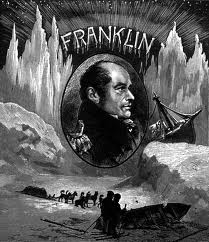 Poster - Sir John Franklin and the 1845 Expedition
