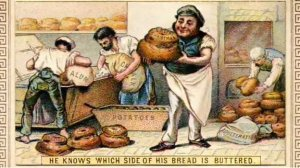 Alum was used by some bakers to whiten the bread and make it heavier. (Photo Credit:  www.bbc.com/news)