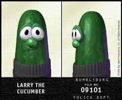 Who knew that cucumbers were actually dangerous?