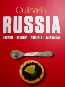 Culinaria Russia, edited by Marion Trutter and published in 2007
