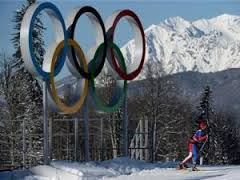The 2014 Winter Olympics, in Sochi, Russia