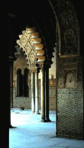 The Alcazar, Cordoba, Spain.  Photo by Sue Jimenez