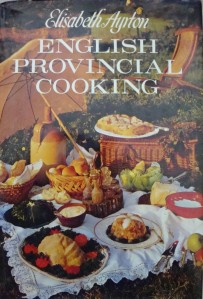 """English Provincial Cooking"" by Elisabeth Ayrton"