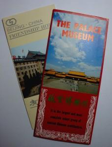 palace brochure