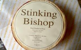 "England's ""Stinking Bishop"" Cheese (Photo Credit - www.telegraph.co.uk)"