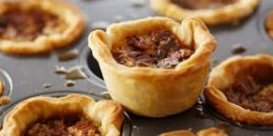 Canadian Butter Tarts (Photo Credit: www.foodnetwork.ca)