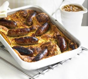 """Toad in the Hole"" (Photo Credit:  www.bbcgoodfood.com)"