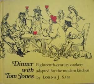 """Dinner with Tom Jones"", by Lorna J. Sass"