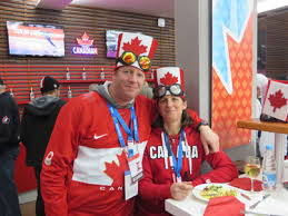 These are probably American tourists. Canadians don't dress this way in public. (Photo Credit: www.travelweek.ca)