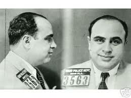 "Tough guy Al Capone had a soft spot for ""Mom's Baked Lasagna"" (Photo Credit:  weblogs.baltimoresun.com)"