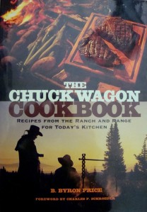 """The Chuckwagon Cookbook"", B. Byron Price, 2004 Edition"