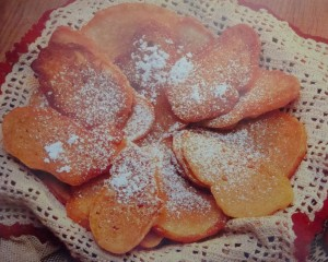 """Houn' Ears & Whirlups"" (Photo Credit:  The Old West Baking Book, Lon Walters)"