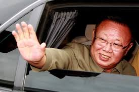 """Kim Jong-il demands take-out sushi, NOW!"" (Photo Credit:  www.npr.org)"