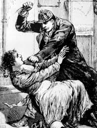 Was Jack the Ripper fond of Cleveland Street Bubble and Squeak? (Photo Credit:  www.dailymail.co.uk)