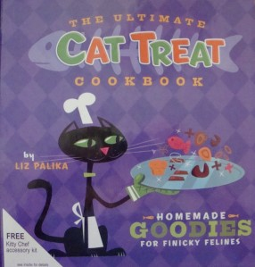 The Ultimate Cat Treat Cookbook by Liz Palika