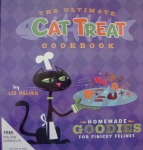 The Ultimate Cat Treat Cookbook by Liz Palika