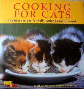Cooking for Cats by Elisabeth Meyer zu Stieghorst-Kastrup