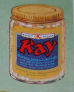 """Kay"" cheese product from Kraft-Phenix, 1931"