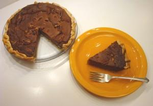 First slice - looks pretty good!