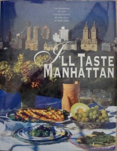 """""""I'll Taste Manhattan"""" by the Junior League of the City of New York"""