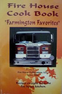 """Fire House Cook Book"" by Kipp Rix"