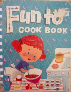 """Fun to Cook Book"" by The Carnation Company, 1955"