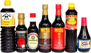 Soy sauce is another tasty result of fermentation (Photo Credit:  www.allergiesandyourgut.com)