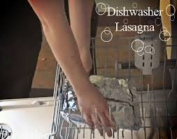 Lasagna from your dishwasher? (Photo Credit:  www.quemas.mamaslatinas.com)