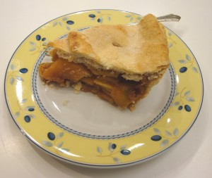 "The ""Dehydrated Apple Pie"", from ""The Lewis & Clark Cookbook"""