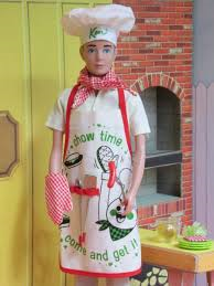 """Ken"" as ""The Cheerful Chef"" (Photo Credit:  blog-fashion-doll-guide.com)"