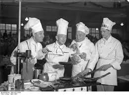"""Women chefs?  Are you nuts?  Sacre bleu!"" (Photo Credit:  en.wikipedia.org)"