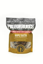 PaleoKrunch Maple Bacon Cereal from Steve's Paleogoods