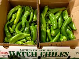 Hatch green chile (Photo Credit:  www.yvonneinla.com)