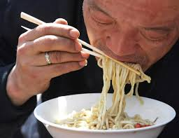 """Quick Little Boys"" are chopsticks (Photo Credit:  weblogs. baltimoresun.com)"