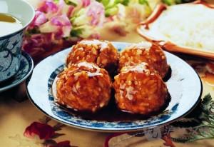 """""""Four Happiness Pork"""" (Photo Credit:  cn.hujang.com)"""
