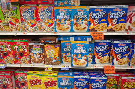 2.7 billion boxes of cereal are sold in the US annually and the cereal industry uses 816 million POUNDS of sugar a year in manufacturing cereals!  (Photo Credit:  www.dailyfinance.com)