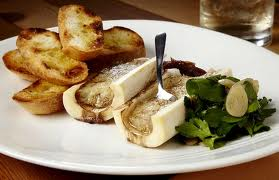 """Marrow Bones on Toast"" is another breakfast delicacy from a bygone era (thankfully) (Photo Credit:  www.diningchicago.com)"
