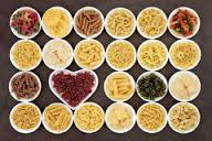 In my 2015 pantry, I have a multitude of different kinds of dried pasta, even spaghetti!  (Photo Credit:  www.dreamstime.com)