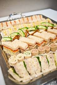 "The dainty ""tea"" sandwiches, which my mother served to the ladies at her bridge luncheons of days gone by. (Photo Credit:  www.pinterest.com)"