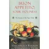 """Buon Appetito, Your Holiness"" by Mariangela Rinaldi and Mariangela Vicini"